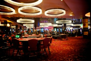 Stratford casino venue interior