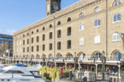 St Katharine Docks Chooses CALM+