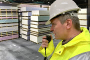Location monitoring for health and safety at British Gypsum