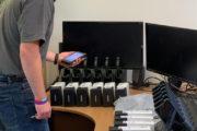 One device communication solution for Croydon Council Parking Services